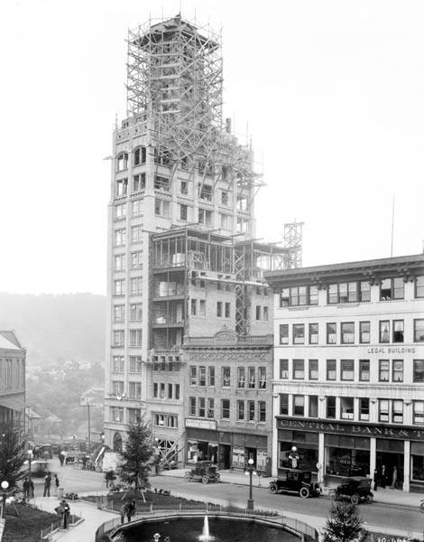 Historic Photos Of Downtown Asheville Asheville