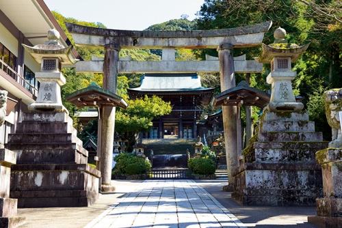 パワースポット 岐阜 神社