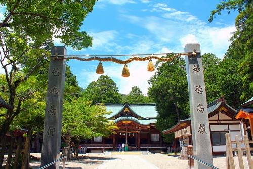 パワースポット 徳島 神社