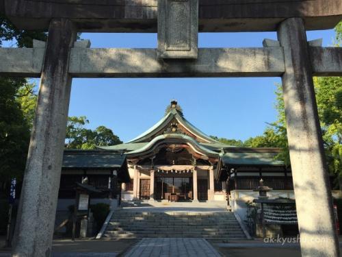 パワースポット 長崎 神社
