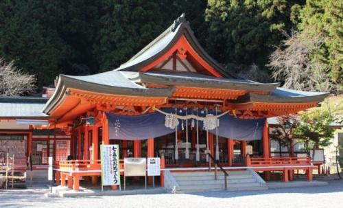 パワースポット 山梨 神社