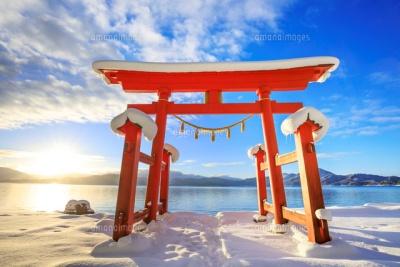 パワースポット 秋田 神社