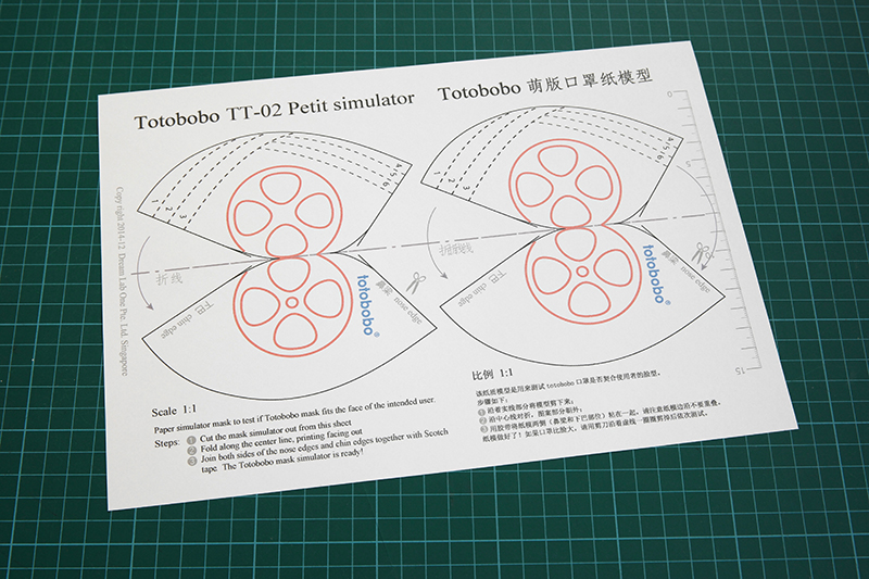 Download the file and print on A4 paper. Use the scale on top of the page to double check the scale is correct.