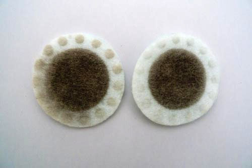 Totobobo filter after 4 days use in a bus in China