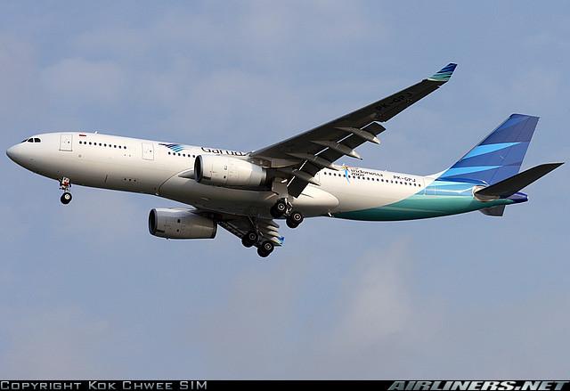 Garuda A330 VIY2009