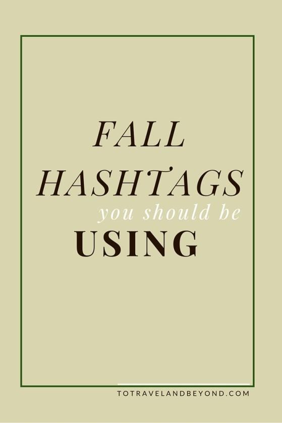 Fall_Hashtag