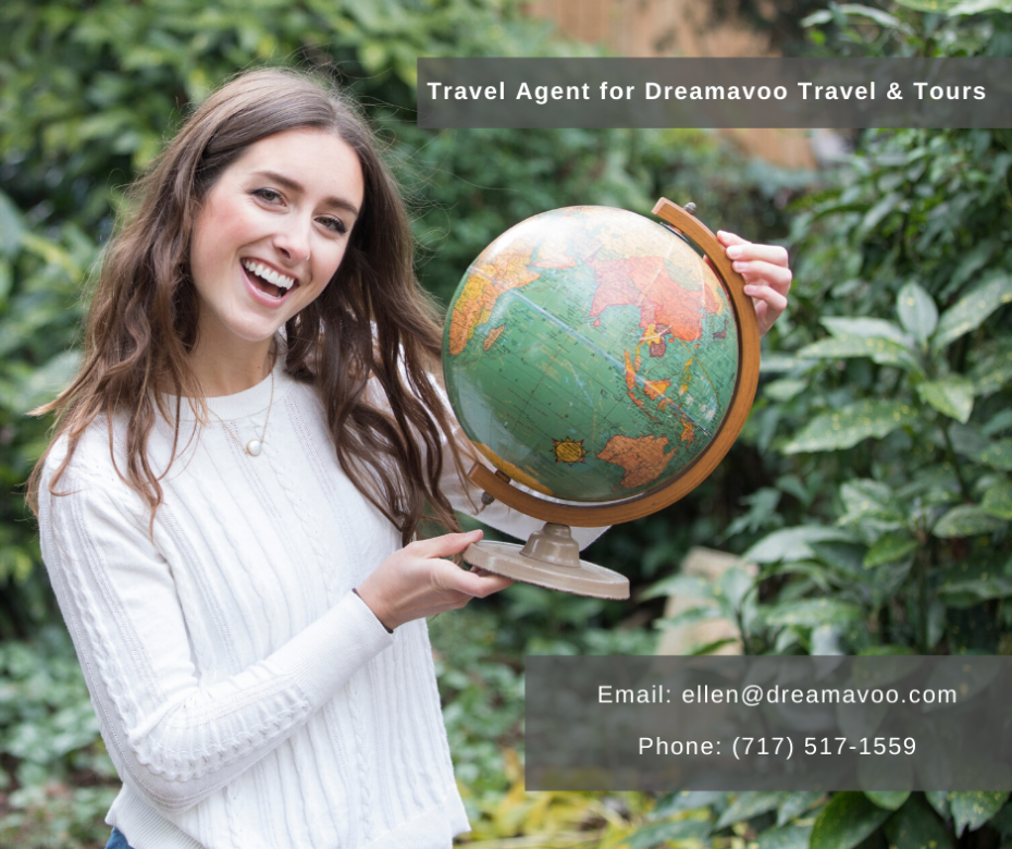 Travel Agent Contact Info - Contact