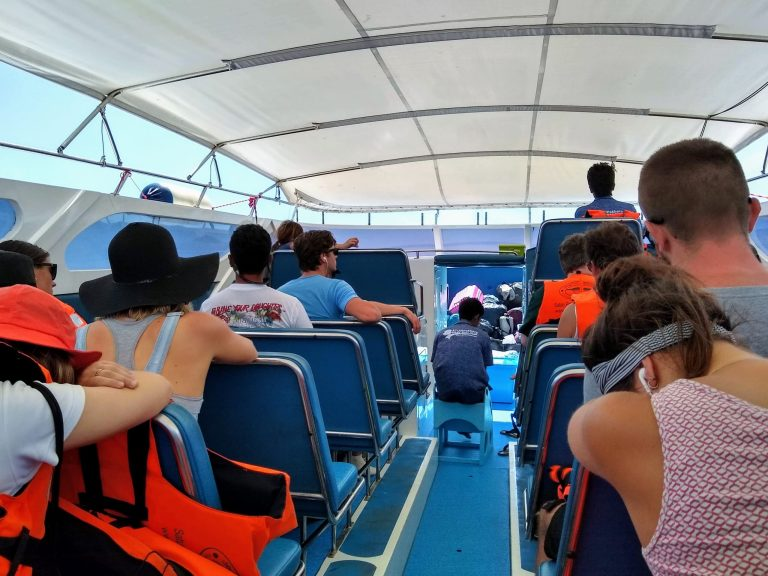 Speedboat to Koh Lipe 1 scaled - What To Do in Koh Lipe - My Favorite Thai Island