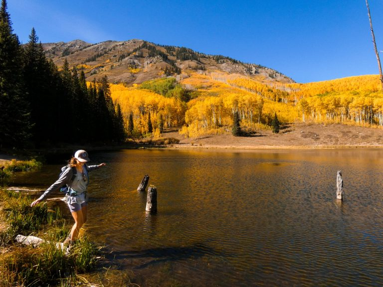 Beaver Pond scaled - 3 Best Places for Fall Colors in Crested Butte, Colorado