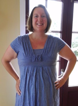 I love the bodice of this tunic