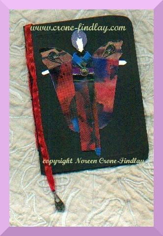 handmade-book-origami-angel-11
