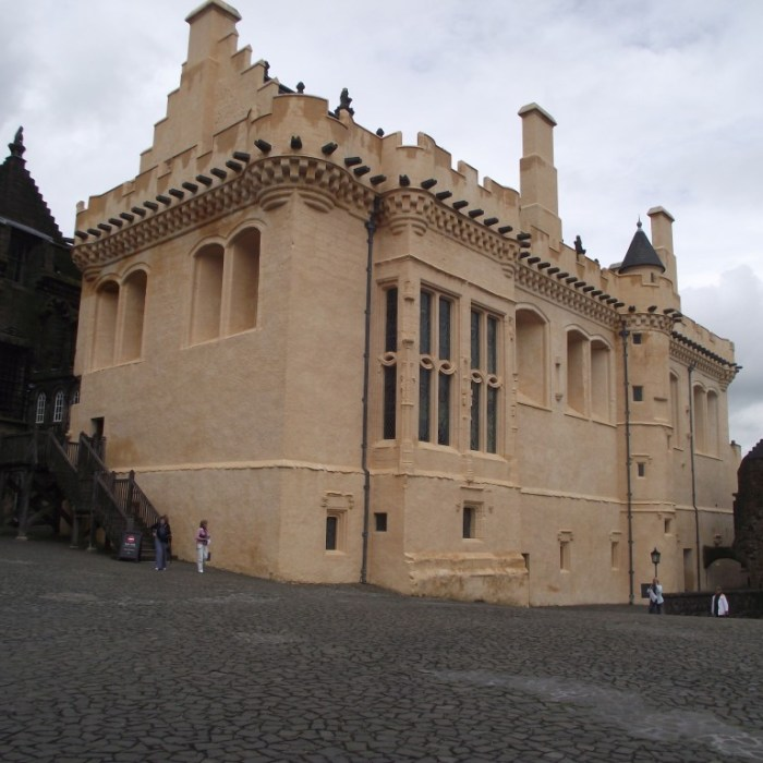 The Great Hall at Stirling Castle