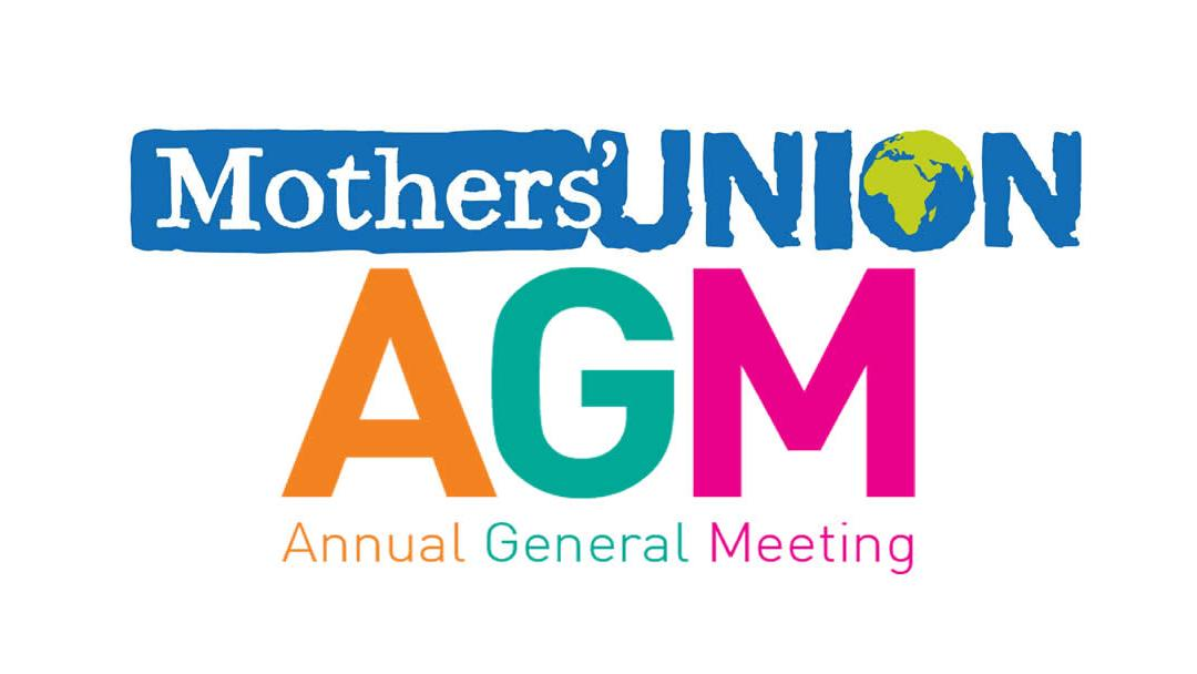 Mothers' Union AGM