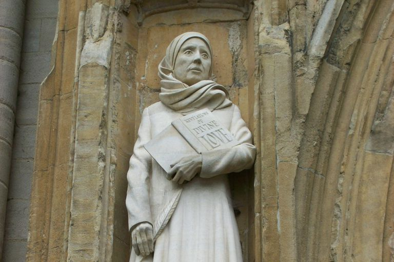 View from the Vicarage – Lady Julian of Norwich