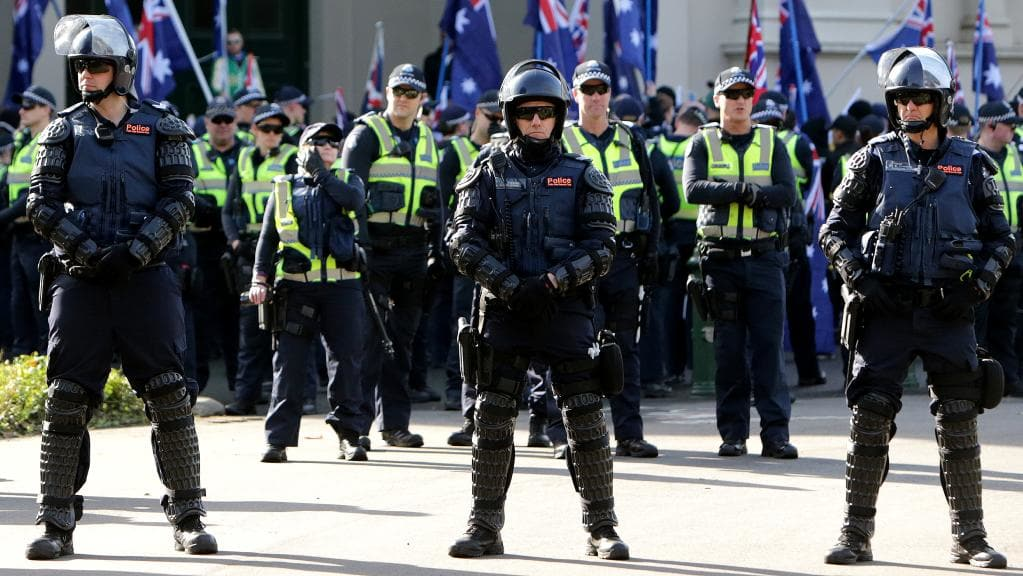 Fall of Democracy: Australia's growing anti-protest regulations