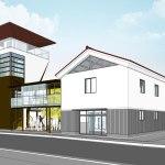 倉吉の複合施設「打吹回廊」が7月20日(土)オープン!中心市街地再生のための新たなシンボル -倉吉市