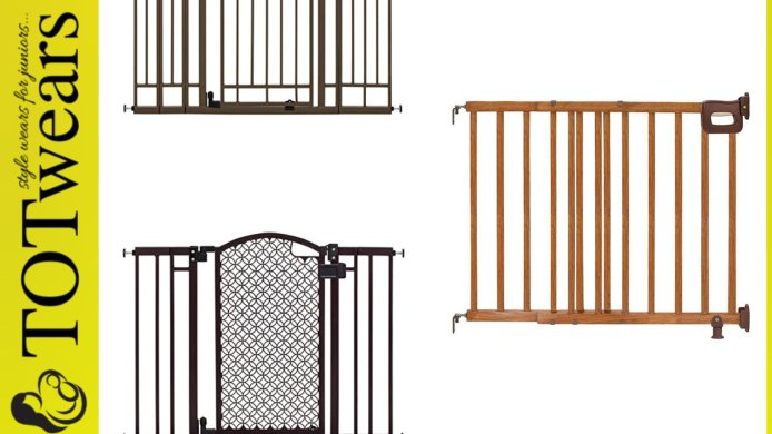 what safety gate is the best for the top of stairs