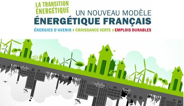 La transition énergétique pour la croissance verte