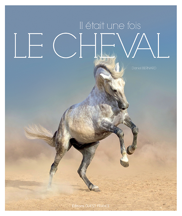 OUEST FRANCE Cheval Couv