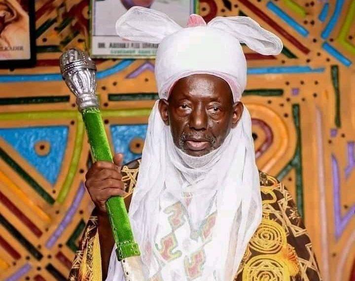 Emir Of Gaya Dies At 91