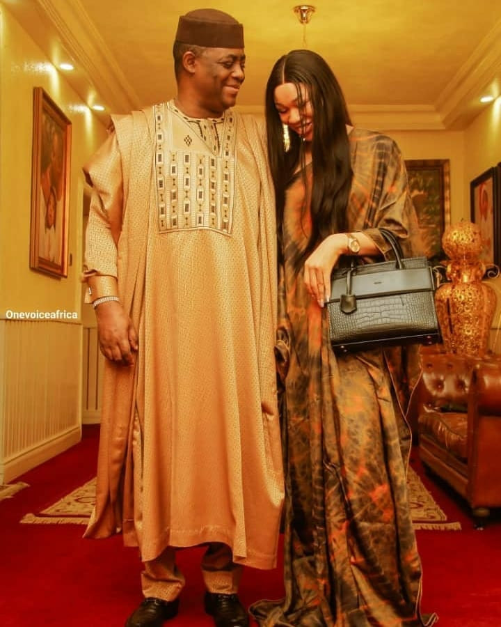 FFK Shares Sweet Pictures Of His Woman