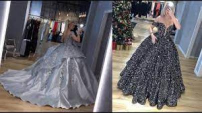The most Beautiful Gowns in the world 2020!!!#3 Queen Dresses | Fashion By  Girls - YouTube