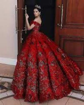 Beautiful Gowns - RED❤️ Debut Gowns | Facebook