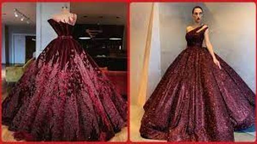 Exclusively Beautiful Evening Ball Gown Maxi Dresses For Women//Prom  Dresses - YouTube