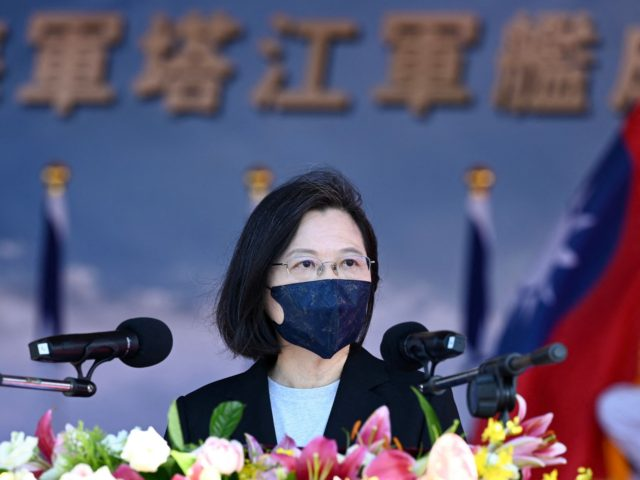 Taiwan President: We 'Will Not Bow to Pressure' From Communist China