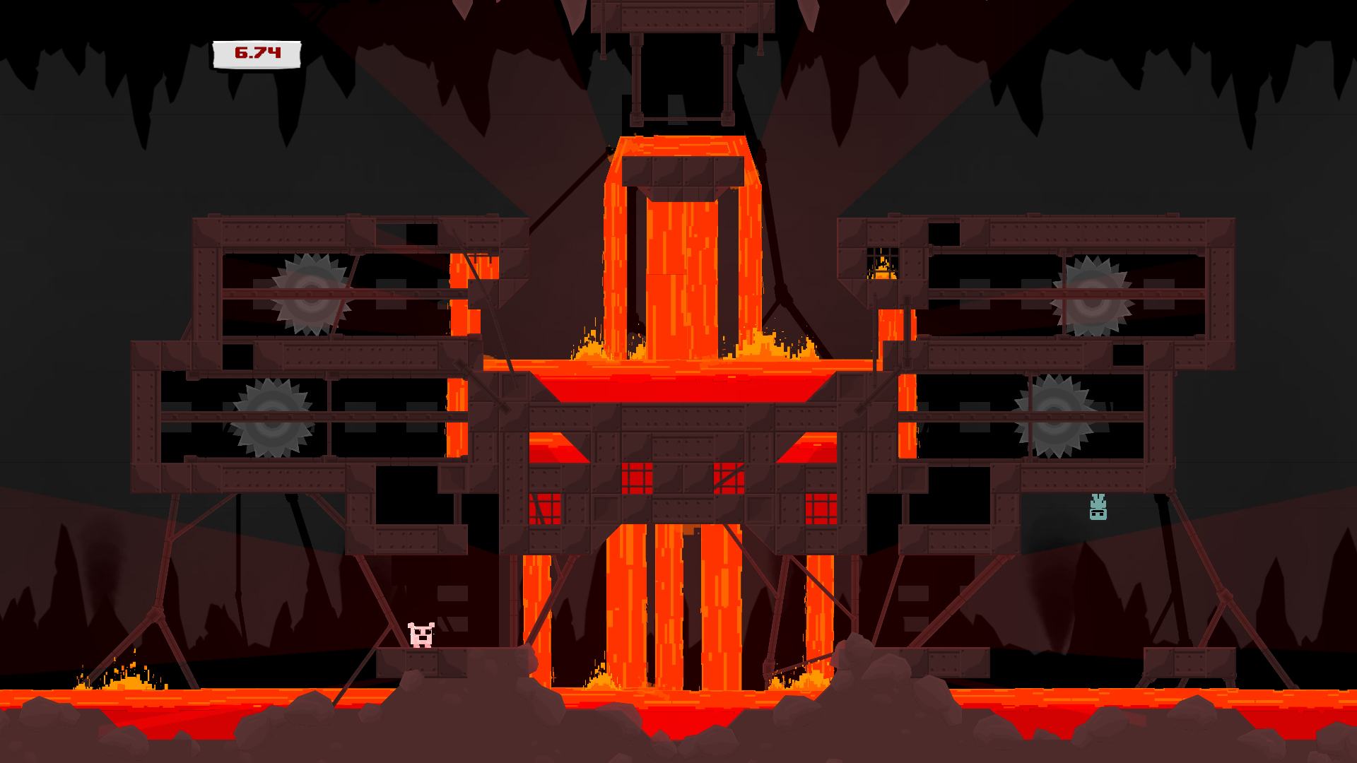 Super Meat Boy Hits The Nvidia Shield Is A Mobile Launch Possible TouchArcade