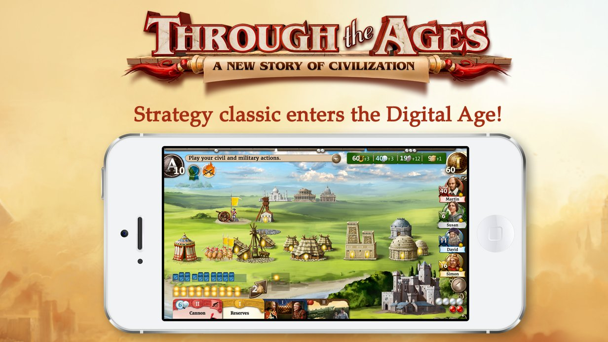 Image result for through the ages app