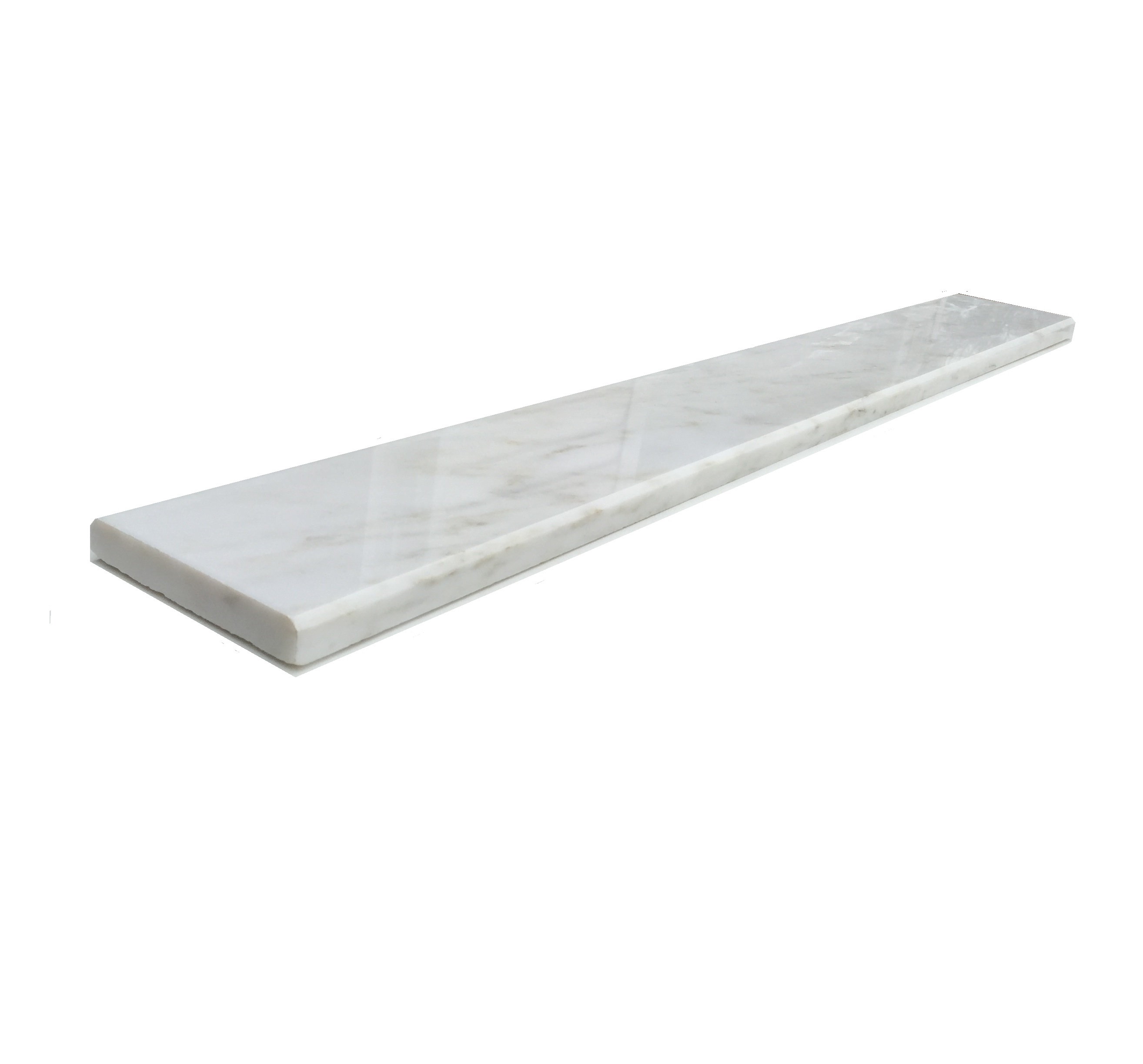 Carrara Threshold: Hampton Carrara Threshold « TOUCHDOWN TILE
