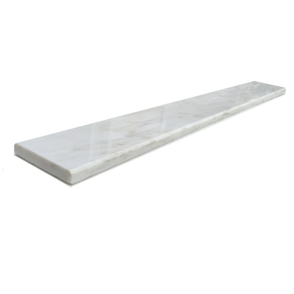 Marble tile threshold