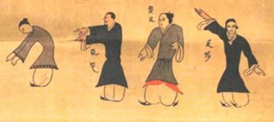 Qi Gong-pour-la-sante-longevite-et-bien-etre