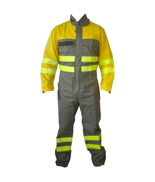 Fireproof Coverall Eural FW 10 1