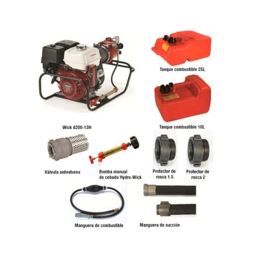 fire pump wick 4200.1