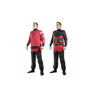 Two piece Flood Suit 3