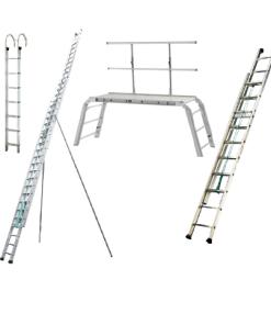 Escadas e Plataformas