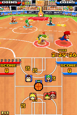 Mario Hops 3 on 3