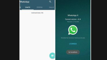 descargar whatsapp x apk