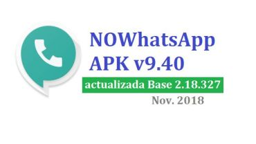 descargar nowhatsapp apk 9.40