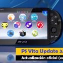 Disponible actualización PS Vita Update 3.70 (Vita / PSTV) - Enero 2019 2