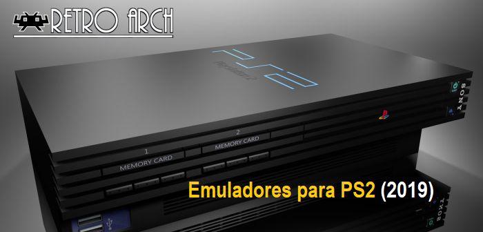 retroarch ps2 emuladores para playstation 2