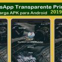 descargar gbwhatsapp transparente prime 2019