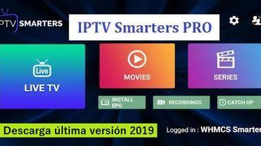descargar iptv smarters pro 2019