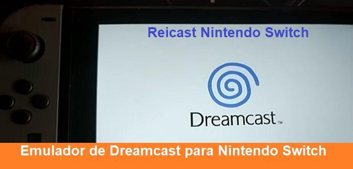 descargar reicast dreamcast nintendo switch