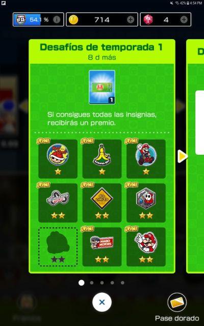 Mario Kart Tour para Android y iOS: Descarga v1.1.0 9