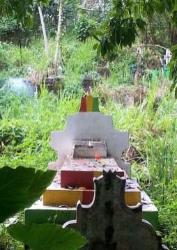 Begräbnis auf Jamaika