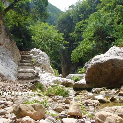 Cane River Falls Saint Andrew Jamaika