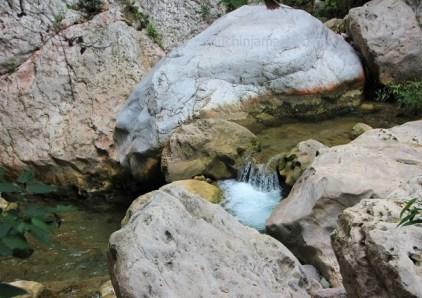 Wo Bob Marley sich die Locken wusch- Cane river falls bei Bulls Bay, Jamaika